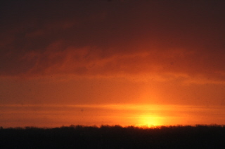 Jan. 1, 2008 Sunrise