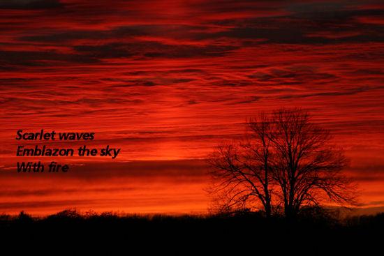 As the sun sets lyrics