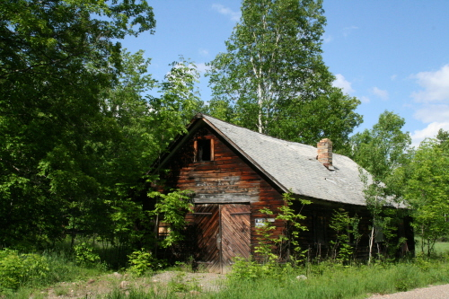 blacksmith shop summer