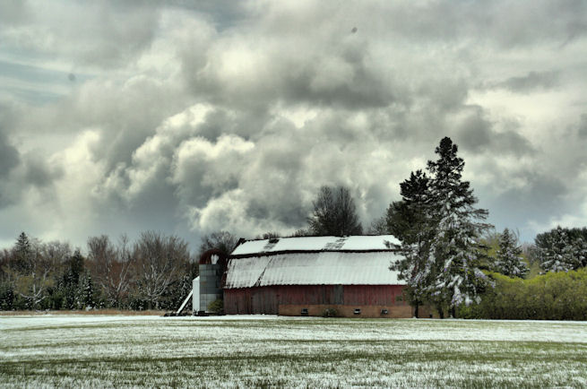 Categories: Barns, Clouds, High Dynamic Range, Nature, Photography, Quotes,